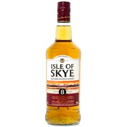 Isle of Skye 8yo Blended Scotch Whisky - Ian Macleod Distillers