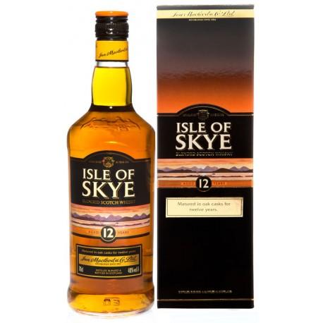 Isle of Skye 12yo Blended Scotch Whisky - Ian Macleod Distiillers
