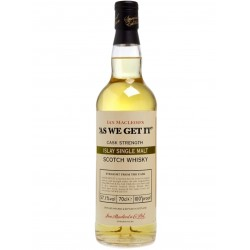 As We Get It Islay - Ian Macleod Distillers