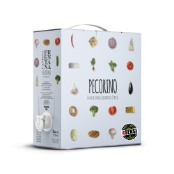 "Bag in Box Bianco Pecorino IGT Terre di Chieti ""Frentano"" 5 litri - Cantina Frentana"