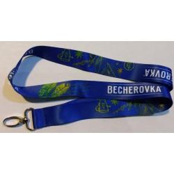 Cordoncino Portachiavi da Collo Becherovka