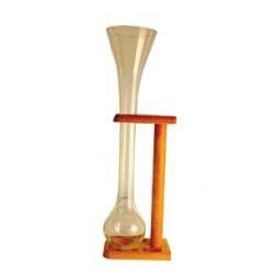 Kwak bicchiere con supporto in legno 0.75cl