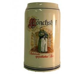 Monchshof boccale ceramica 3 litri