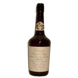 Calvados AOC Millesime 1983 42° - Christian Drouin
