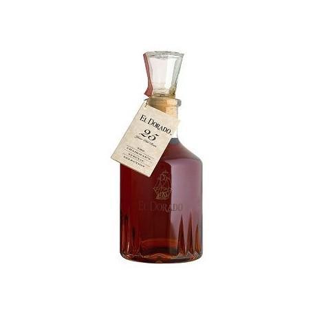 El Dorado 25 Years Demerara Rum